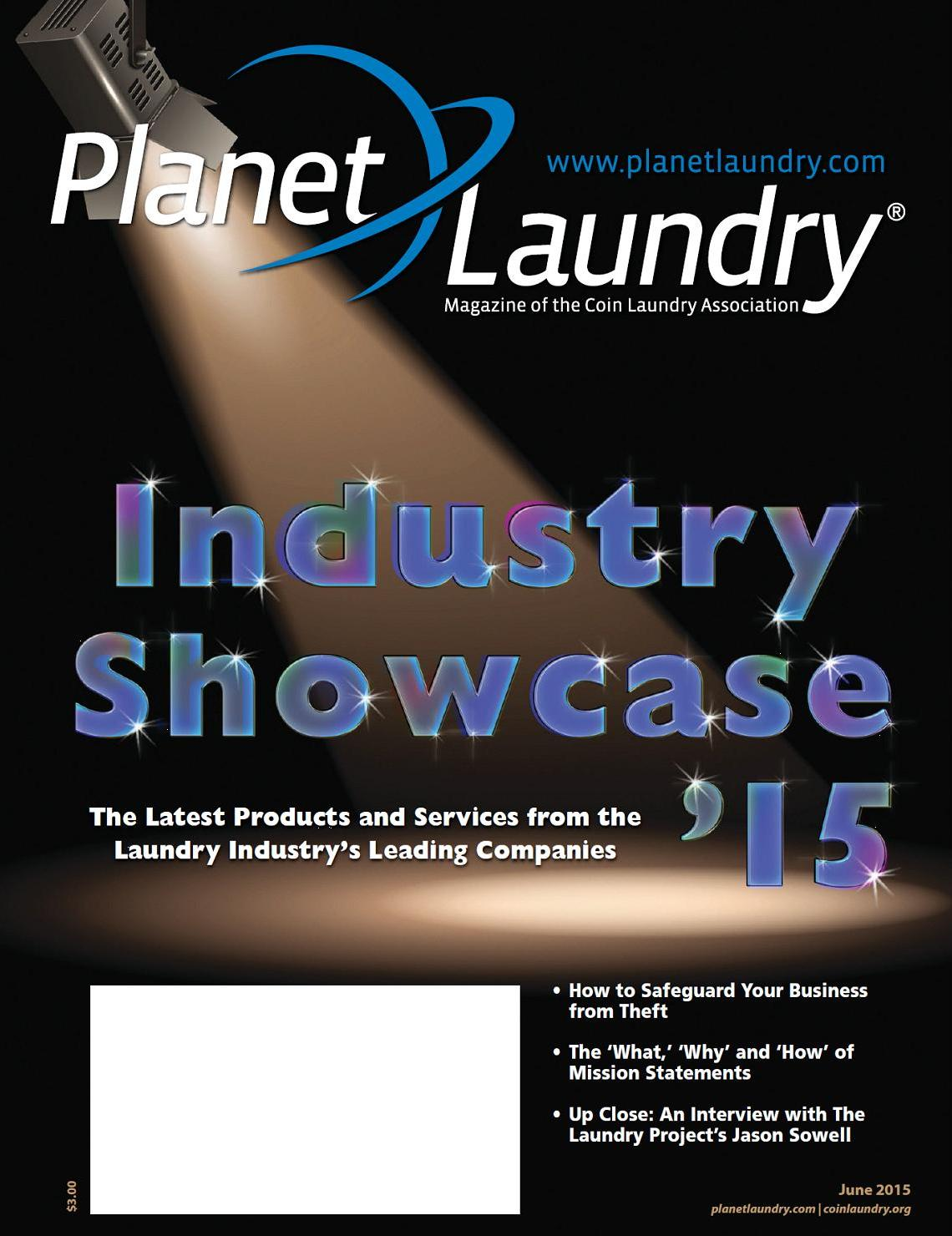 Planet Laundry showcase